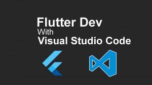 cài đặt flutter visual studio code