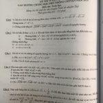 Đề thi vào 10 Chuyên Tin SPHN