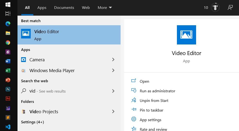Cách chèn nhạc vào video trên máy tính phần mềm Video Editor