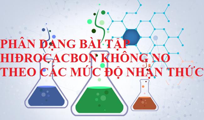 Bài tập hiđrocacbon không no