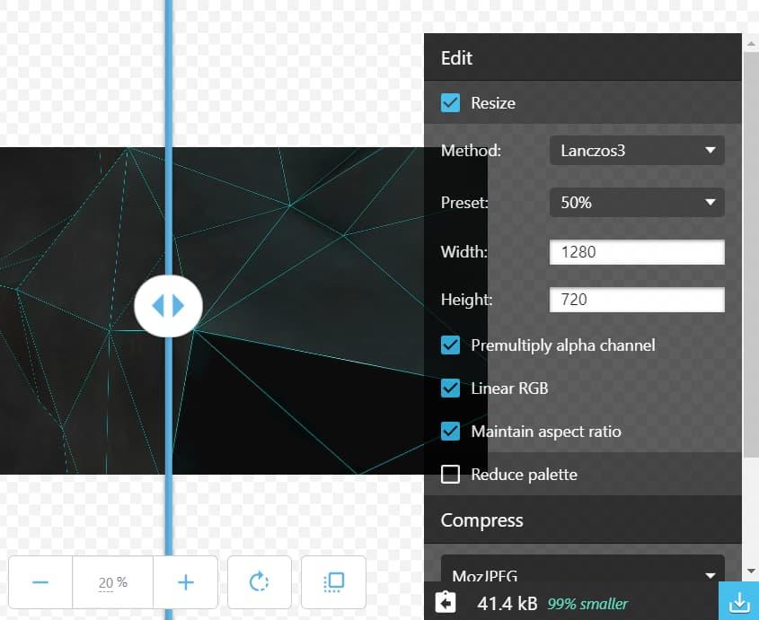 Phần mềm nén dung lượng ảnh online miễn phí