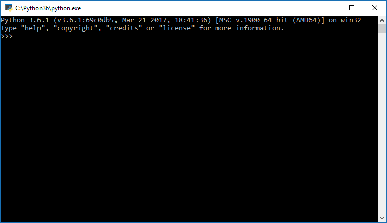 Hình 3: Trình biên dịch Python