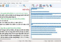 phần mềm nhận dạng văn bản tiếng Việt, phần mềm OCR tiếng Việt