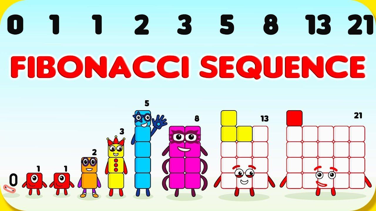 day so fibonacchi dãy số toán lớp 4