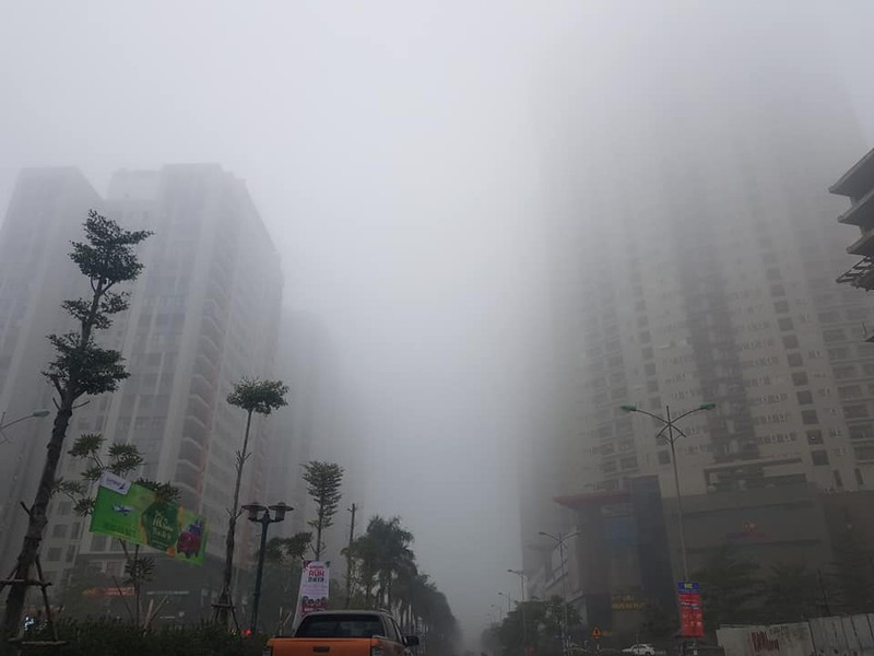 hiện tượng sương mù là gì