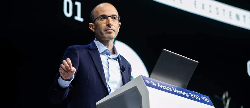 Yuval Harari sự phá sản của triết học