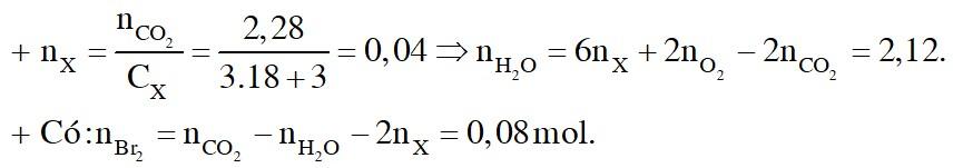Thủy phân hoàn toàn triglixerit X trong dung dịch NaOH, thu được glixerol, natri stearat và natri oleat