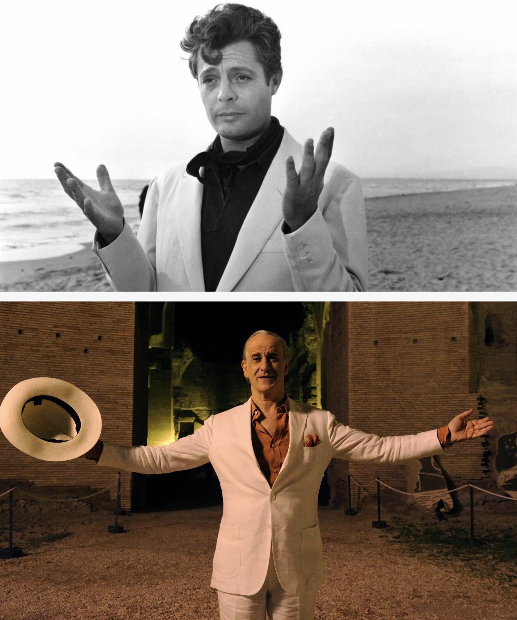 La Dolce Vita, Federico Fellini, 1960 và La Grande Bellezza, Paolo Sorrentino, 2013
