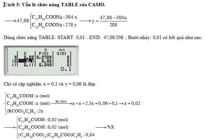 Hỗn hợp E gồm axit oleic, axit panmitic và triglixerit X (tỉ lệ mol tương ứng là 1: 1: 2). Đốt cháy hoàn toàn m gam E