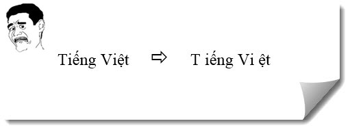 Cách sửa lỗi cách chữ trong Word