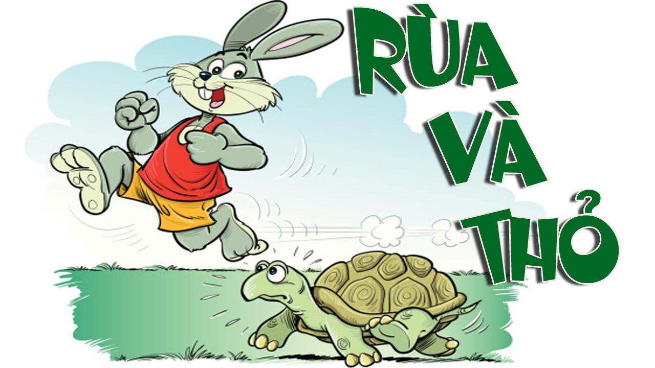 câu chuyện kể hằng đêm cho bé rùa và thỏ