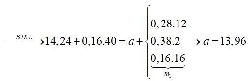 Hỗn hợp E gồm các este đơn chức X và este hai chức Y (đều no, mạch hở). Xà phòng hóa hoàn toàn 14,24 gam E