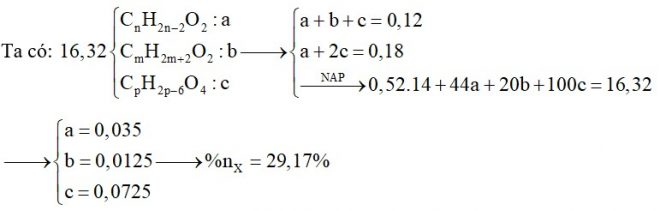 Hỗn hợp E chứa các chất mạch hở gồm một axit đơn chức X có một liên kết C=C trong phân tử, ancol no hai chức Y và este thuần chức Z