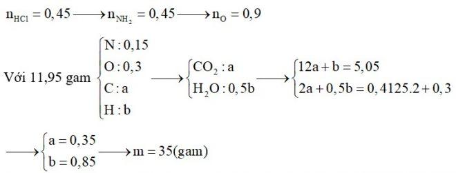 Hỗn hợp X gồm các amino axit no, mạch hở (trong phân tử chỉ có nhóm chức –COOH và –NH2) có tỉ lệ mol nO : nN = 2 : 1