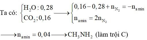 Hỗn hợp M gồm một este no, đơn chức, mạch hở và hai amin no, đơn chức, mạch hở X và Y là đồng đẳng kế tiếp (MX < MY). Đốt cháy hoàn toàn một lượng M