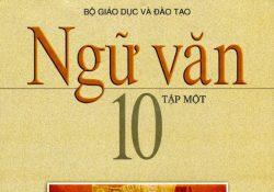NGỮ VĂN 10, PPCT môn Ngữ Văn 10