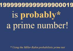 thuật toán kiểm tra số nguyên tố